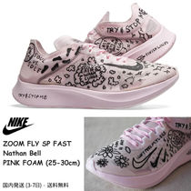 Nike AIR ZOOM Flower Patterns Street Style Collaboration Sneakers