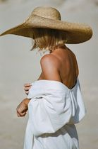 lack of color Collaboration Straw Hats