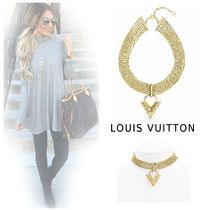 Louis Vuitton Costume Jewelry Elegant Style Necklaces & Pendants