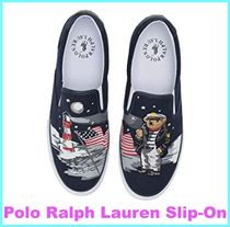 POLO RALPH LAUREN Street Style Other Animal Patterns Loafers & Slip-ons