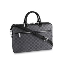 Louis Vuitton DAMIER GRAPHITE Porte Documents Business Mm