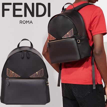 8ee04a9da8c8 FENDI Backpacks Nylon Backpacks 6 FENDI Backpacks Nylon Backpacks ...