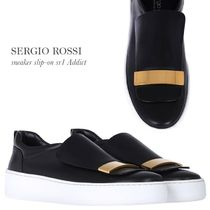 Sergio Rossi Slip-On Shoes
