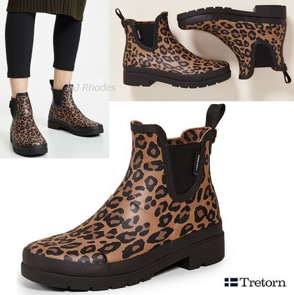 Other Animal Patterns Flat Boots