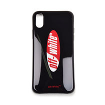 Off-White Plain Smart Phone Cases