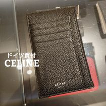 CELINE Leather Card Holders