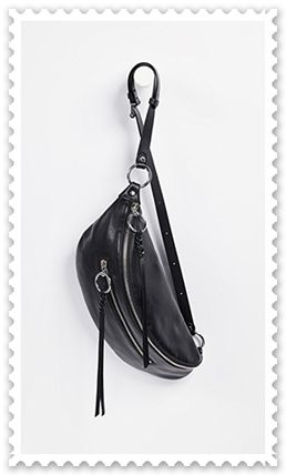 2WAY Leather Elegant Style Crossbody Shoulder Bags