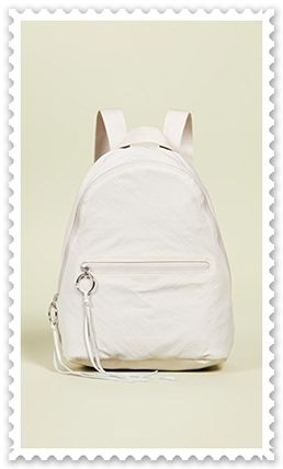 Casual Style Nylon 2WAY Plain Backpacks