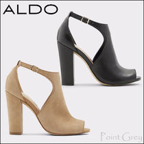 ALDO [ALDO] Leather High-heel Sandal - Rienia