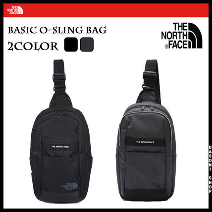 2dcf09eac THE NORTH FACE WHITE LABEL 2019 SS Unisex Street Style Bags (NN2PK05J ,  NN2PK05K )