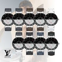 Louis Vuitton Unisex Digital Watches