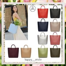OAD NEW YORK Leather Totes