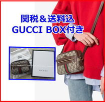 GUCCI Ophidia Monogram Canvas 2WAY Shoulder Bags
