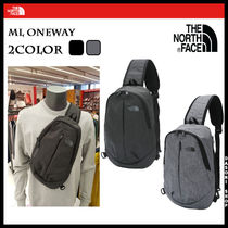 THE NORTH FACE WHITE LABEL Unisex Street Style Bags