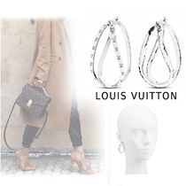 Louis Vuitton Costume Jewelry Elegant Style Earrings