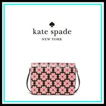 kate spade new york NICOLA Casual Style Leather Home Party Ideas Shoulder Bags