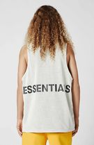 FEAR OF GOD ESSENTIALS Unisex Street Style Collaboration T-Shirts