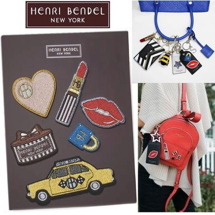 Stripes Heart Casual Style Unisex Accessories