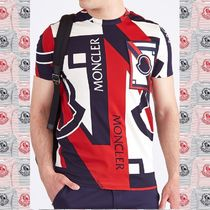 MONCLER MONCLER C Pullovers Cotton Short Sleeves T-Shirts