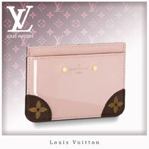 Louis Vuitton MONOGRAM Monogram Leather Card Holders