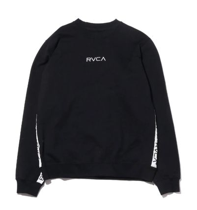 RVCA More Tops Street Style Collaboration Long Sleeves Tops 6