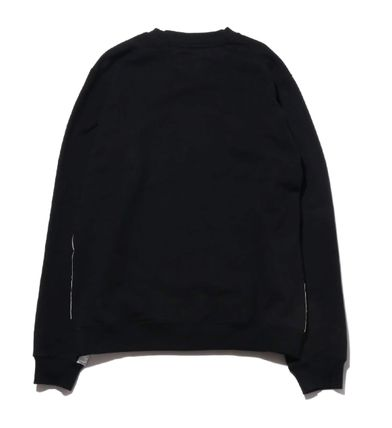 RVCA More Tops Street Style Collaboration Long Sleeves Tops 7