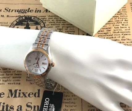 Square Mechanical Watch Stainless Elegant Style