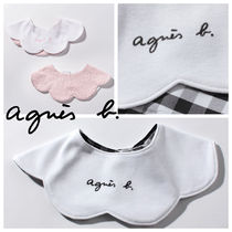 Agnes b Baby Girl Bibs & Burp Cloths