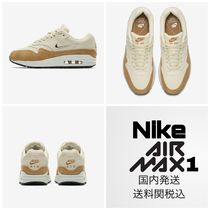 Nike AIR MAX 1 Street Style Low-Top Sneakers