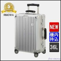 RIMOWA Lufthansa Classic Unisex Collaboration 1-3 Days Hard Type TSA Lock Carry-on