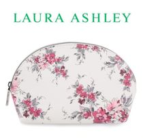 Laura Ashley Flower Patterns Collaboration Pouches & Cosmetic Bags