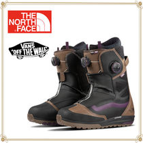 THE NORTH FACE Mountain Boots Street Style Collaboration Plain