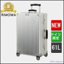 RIMOWA Lufthansa Classic Unisex Collaboration 3-5 Days Hard Type TSA Lock Carry-on