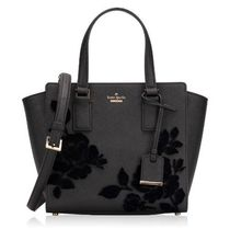 kate spade new york CAMERON STREET Flower Patterns Street Style 2WAY Plain Elegant Style