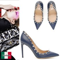 VALENTINO Studded Plain Pumps & Mules