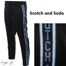 Scotch & Soda Tapered Pants Street Style Tapered Pants