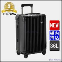 RIMOWA Lufthansa Essential Unisex Collaboration 1-3 Days Soft Type TSA Lock Carry-on
