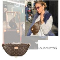Louis Vuitton BUMBAG Monogram Casual Style Canvas 3WAY Bags