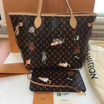Louis Vuitton NEVERFULL Collaboration Totes