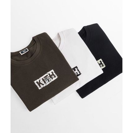 KITH NYC More T-Shirts Unisex Street Style Cotton Short Sleeves T-Shirts 2