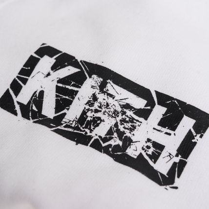 KITH NYC More T-Shirts Unisex Street Style Cotton Short Sleeves T-Shirts 8