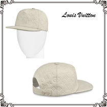 Louis Vuitton MONOGRAM Unisex Street Style Beret & Hunting Hats