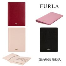 FURLA LINDA Unisex Passport Cases