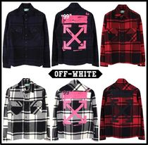 Off-White Street Style Shirts