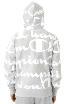 CHAMPION Hoodies Sweat Street Style Long Sleeves Hoodies 3