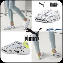 PUMA Collaboration Low-Top Sneakers