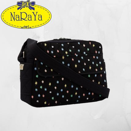 Dots Casual Style Shoulder Bags
