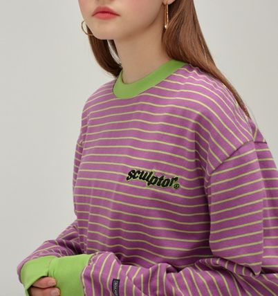 Long Sleeves Cotton T-Shirts
