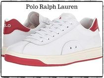 POLO RALPH LAUREN Plain Leather Deck Shoes Loafers & Slip-ons