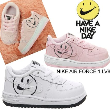 3b2aff124 Nike AIR FORCE 1 2019 Cruise Street Style Baby Girl Shoes by hoxton ...